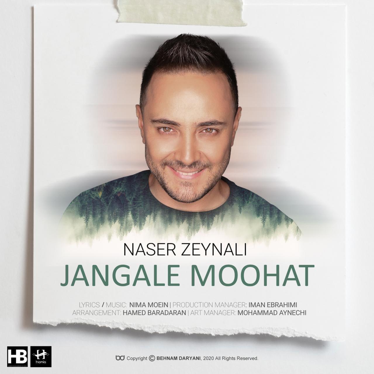ناصر زینلی - جنگل موهات